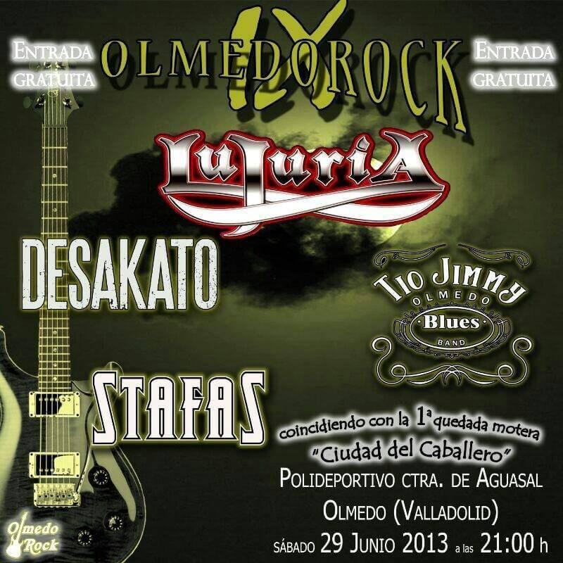 Festival Olmedo Rock