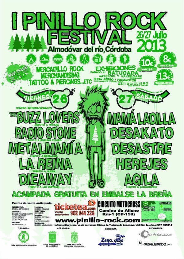 Festival Pinillo Rock