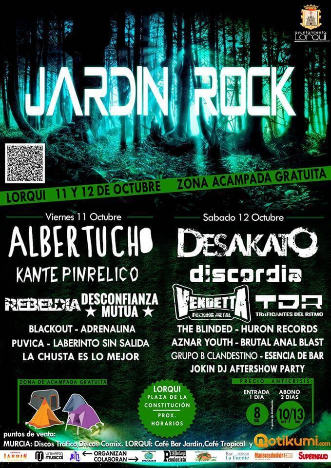 Festival Jardin Rock