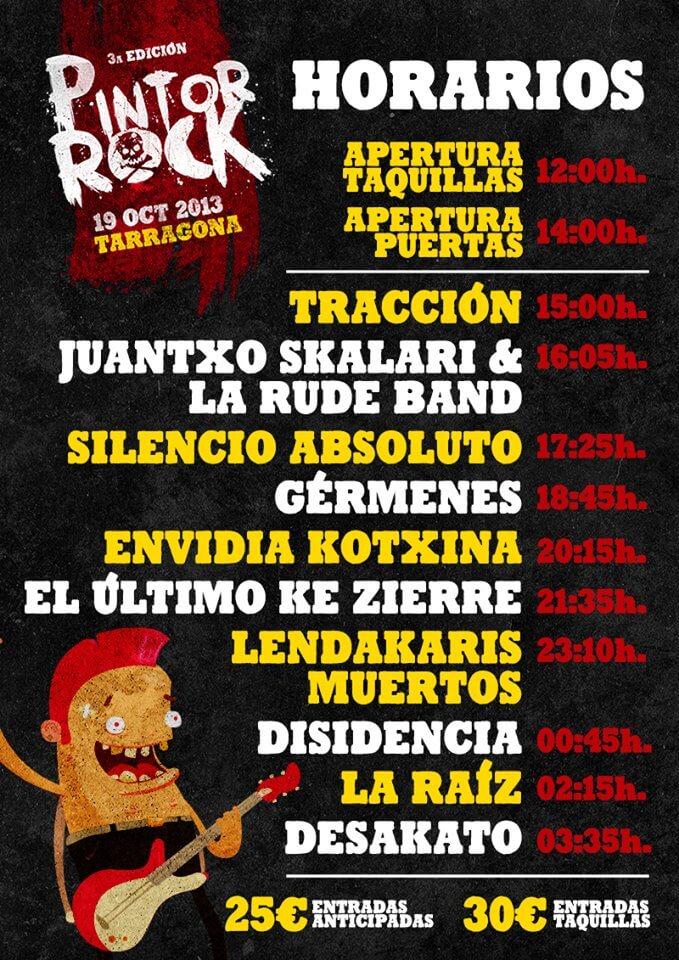 Festival Pintor rock
