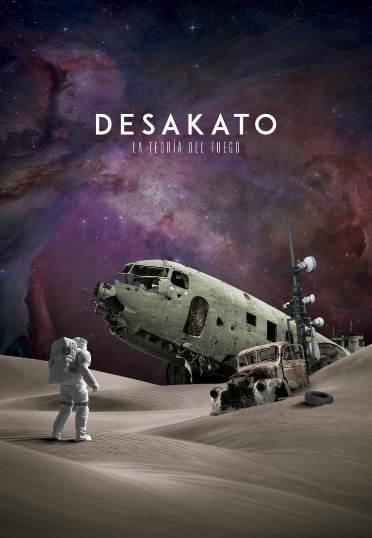 La teoría del fuego de Desakato
