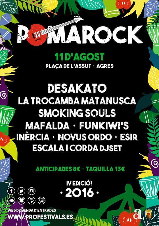 Poma Rock - Agres (Alicante) @ Poma Rock | Agres | Comunidad Valenciana | España