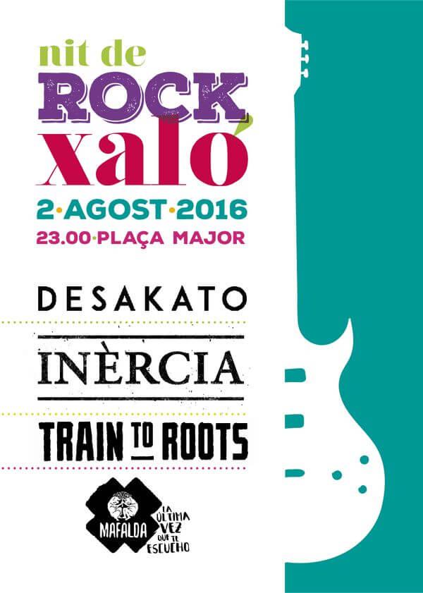 Nit de Rock - Xaló (Alicante)