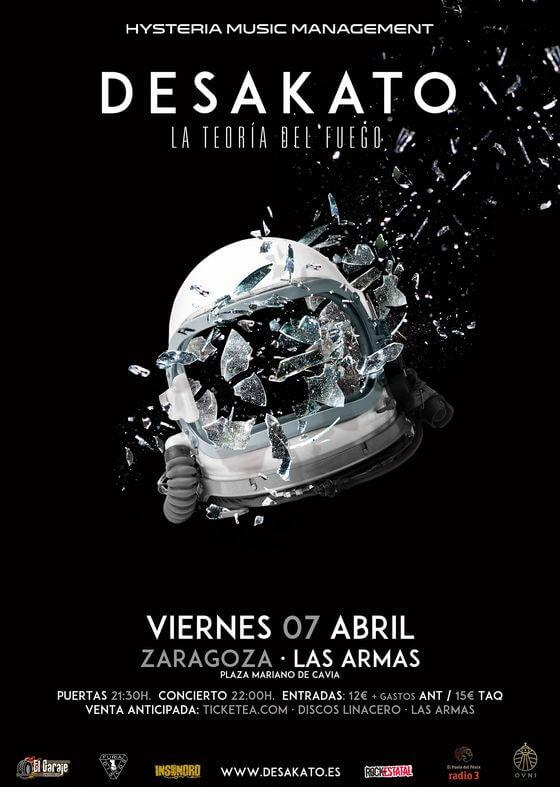 Las Armas - Zaragoza @ Zaragoza | Aragón | España