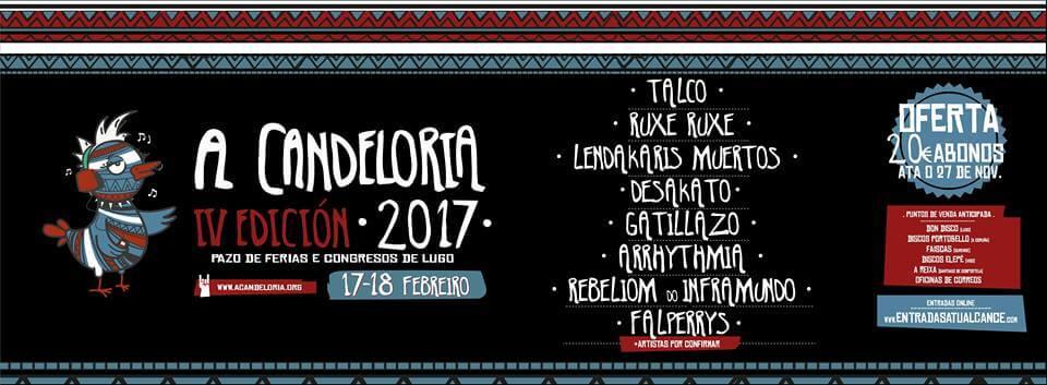 Festival A Candeloria - Lugo (Galicia) @ Festival A Candeloria | Lugo | Galicia | España