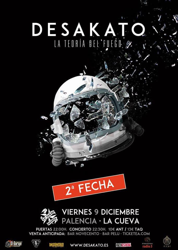 La cueva - Palencia (segunda fecha) @ La cueva | Palencia | Castilla y León | España