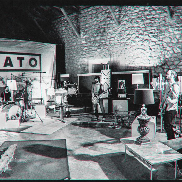 La Cura, adelanto del nuevo EP de Desakato 'Antártida'